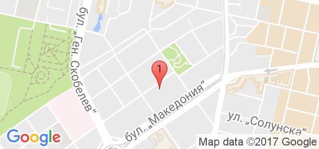 Хотел Централ 3* Карта