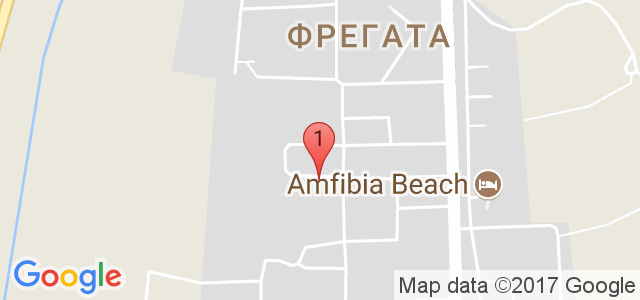 Хотел Camelot Residence 3* Карта
