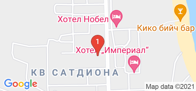 Апартхотел Роял Дриймс Карта