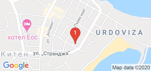 Апартхотел Диамант Карта