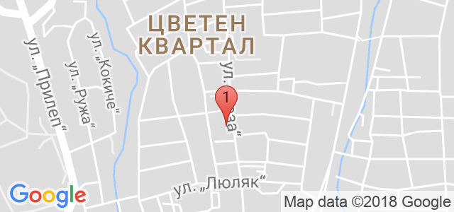 Пица-бар Фиоре Карта