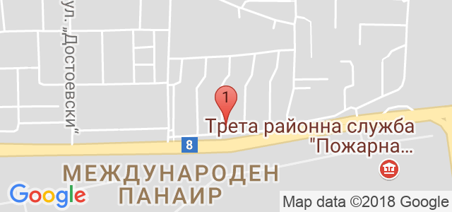 БРИЛЯНТИН 2009  Карта