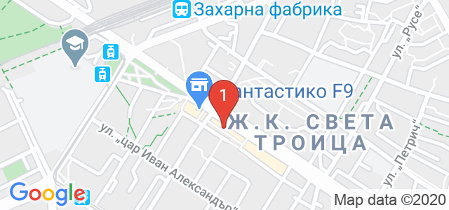 Дентален кабинет д-р Снежина Цекова Карта