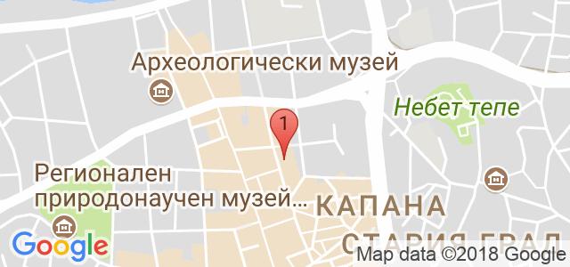 СИТИ КОМПЮТЪРС Карта