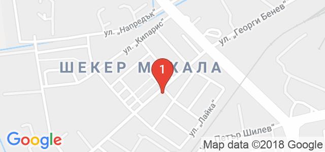 Автокомплекс Speed Team Карта