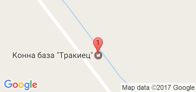 Бутиков комплекс Тракиец Карта