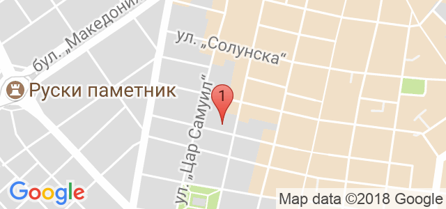 "Туроператорската агенция ""Дениз Травел"" ЕООД Карта"