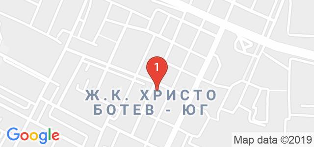 Ресторант Монстър Хай Карта