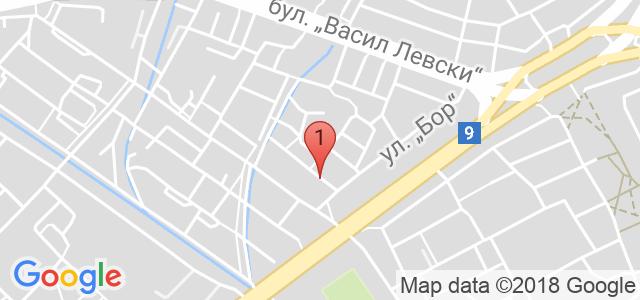 стоматологичен кабинет Карта