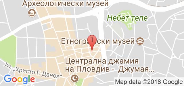АРТ ДЕКО Карта