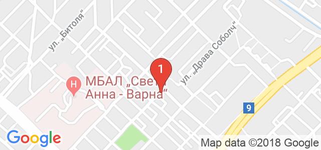 www.mnogopodaraci.bg Карта