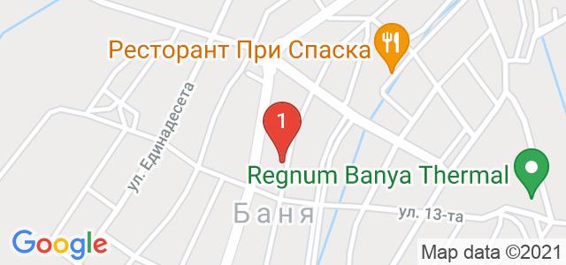 Аквилон Резиденс & СПА Карта