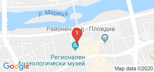 Ресторант Сол и Пипер Карта