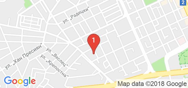 Образователен център AVEO Карта