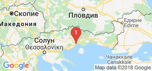 Туристическа агенция Поход Карта