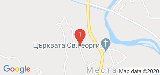 Апартхотел Уинслоу Елеганс Карта
