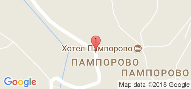 Хотел Стрийм Ризорт 3* Карта