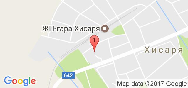 Хотел Грийн 3* Карта