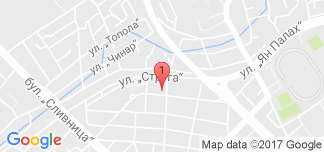 Te ArT Studio Карта