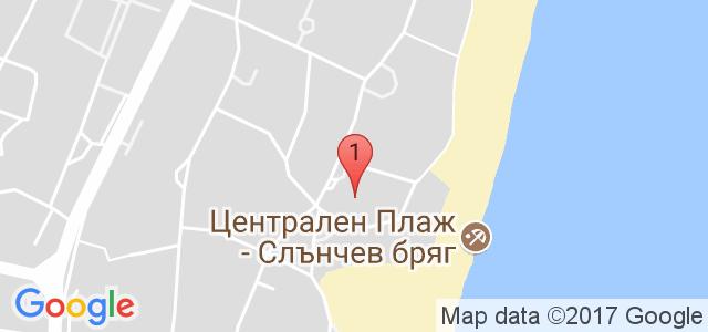 Хотел Колизеум 4* Карта