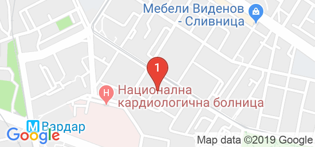Видеонаблюдение Карта