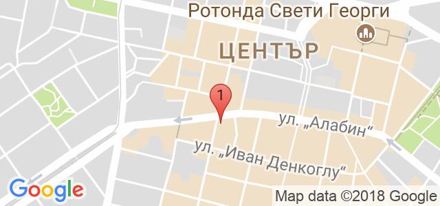 Bona Dea Fashion Studio  Карта