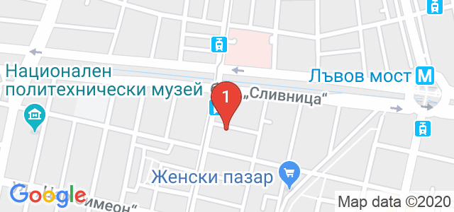 Автосервиз Скилев Карта