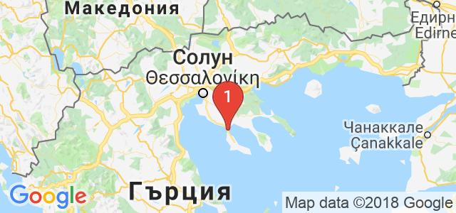 Туристическа агенция Солвекс Карта
