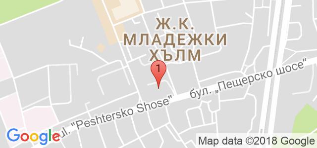 Автосервиз Аutodrive Карта
