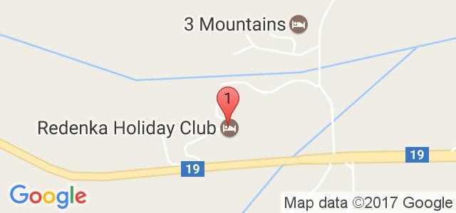 Ваканционен Клуб Реденка 3* Карта