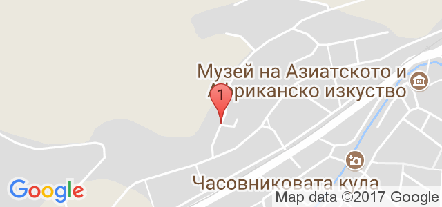 Комплекс Бръшлян Карта