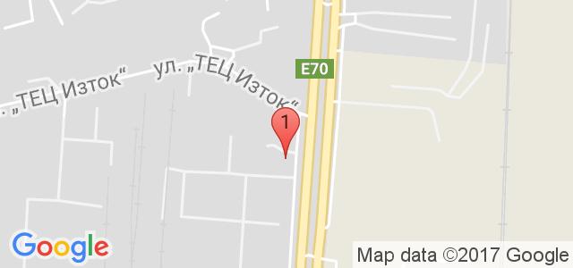 Теодора Палас Карта