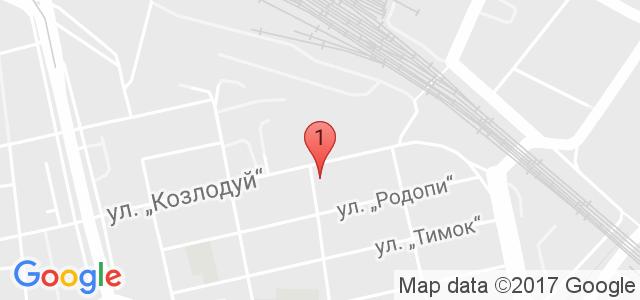 Рафтинг клуб Рефлип Карта