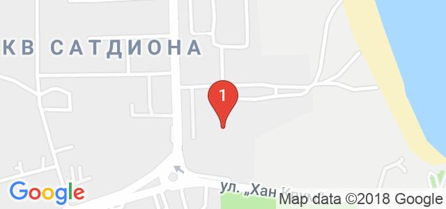 Хотел Котва 4* Карта