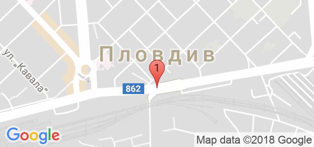 Салон за красота Style Magic Карта