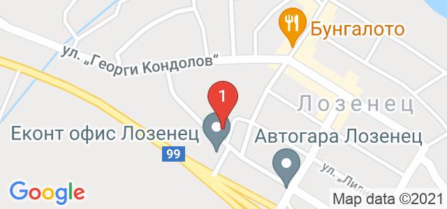 Хотел Мерлин Александрия Клуб Карта