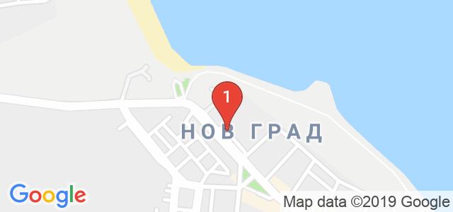 Хотел Феста Панорама 4* Карта