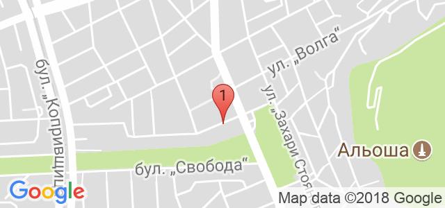 Студио за зоопрически Карта