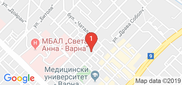 Salon N 5 Карта