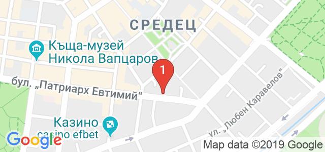 Онлайн Травъл  Карта