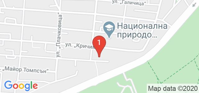 Д-р Джонова Карта