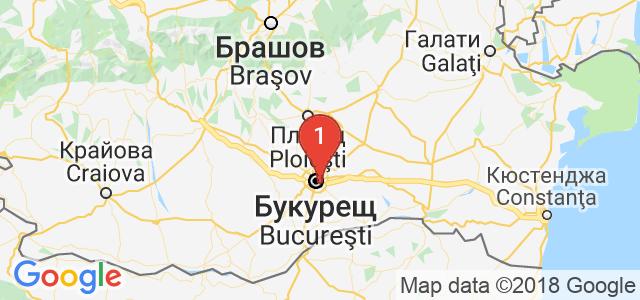 Караджъ Турс  Карта