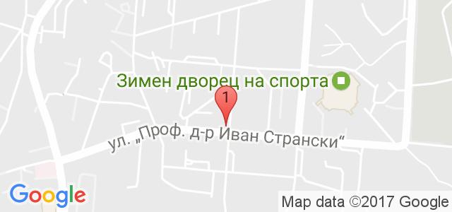 Ресторант Родопска къща Карта