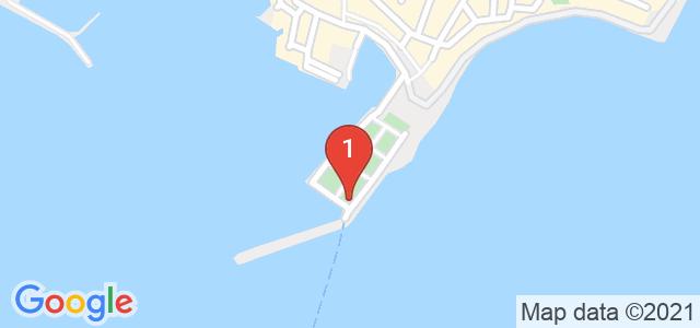 Яхта BAVARIA 49 Карта