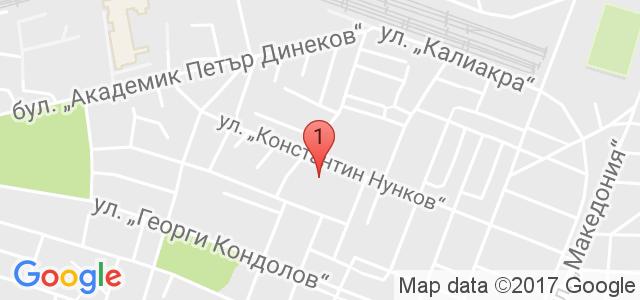 Хотел ИнтелКооп Карта