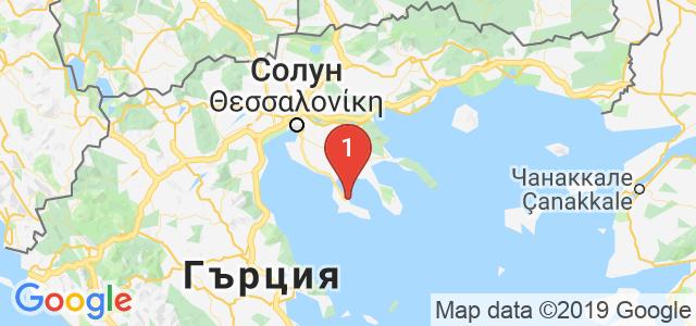 Космополитън Травъл Карта