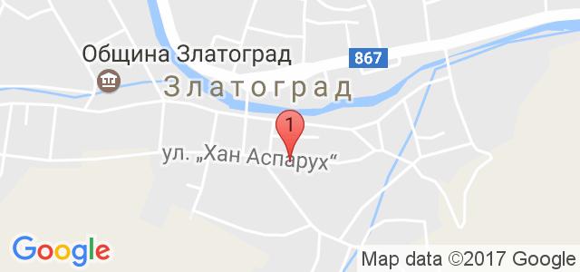Вила Белавида 3* Карта