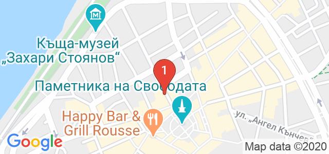 Козметично студио Сорос Карта