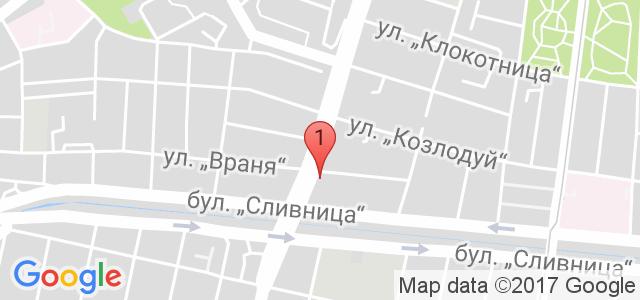 Автосервиз Пепър Минт Карта