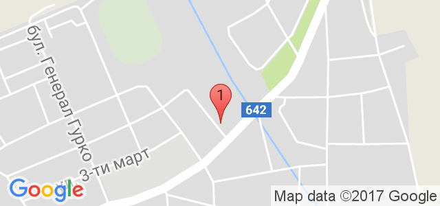 Хотел Hello Hissar Карта